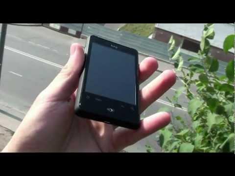 Обзор HTC Gratia от магазина HTC-Life.ru Внешний вид