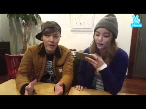 151124 [V] Ailee 에일리 & WheeSung Concert 'BACK TO SCHOOL' behind story2 part1