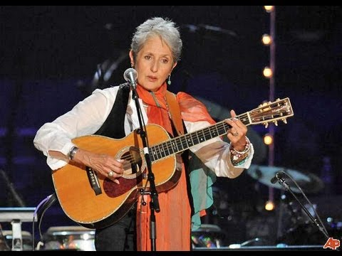 500 Miles With Joan Baez