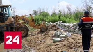 Смотреть видео Дальний Восток борется с паводками - Россия 24 онлайн