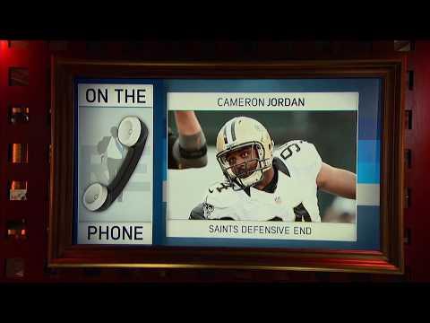 Saints DE Cameron Jordan Comments on New Orleans' Win Over The Lions | The Rich Eisen Show