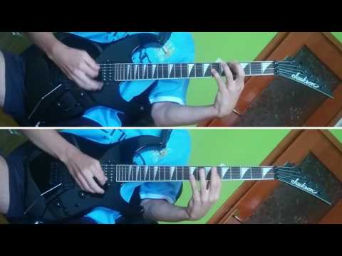 CYNIC  THE EAGLE NATURE  Full Guitar  HD