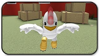 Becoming A Giant Chicken Roblox Chicken Simulator