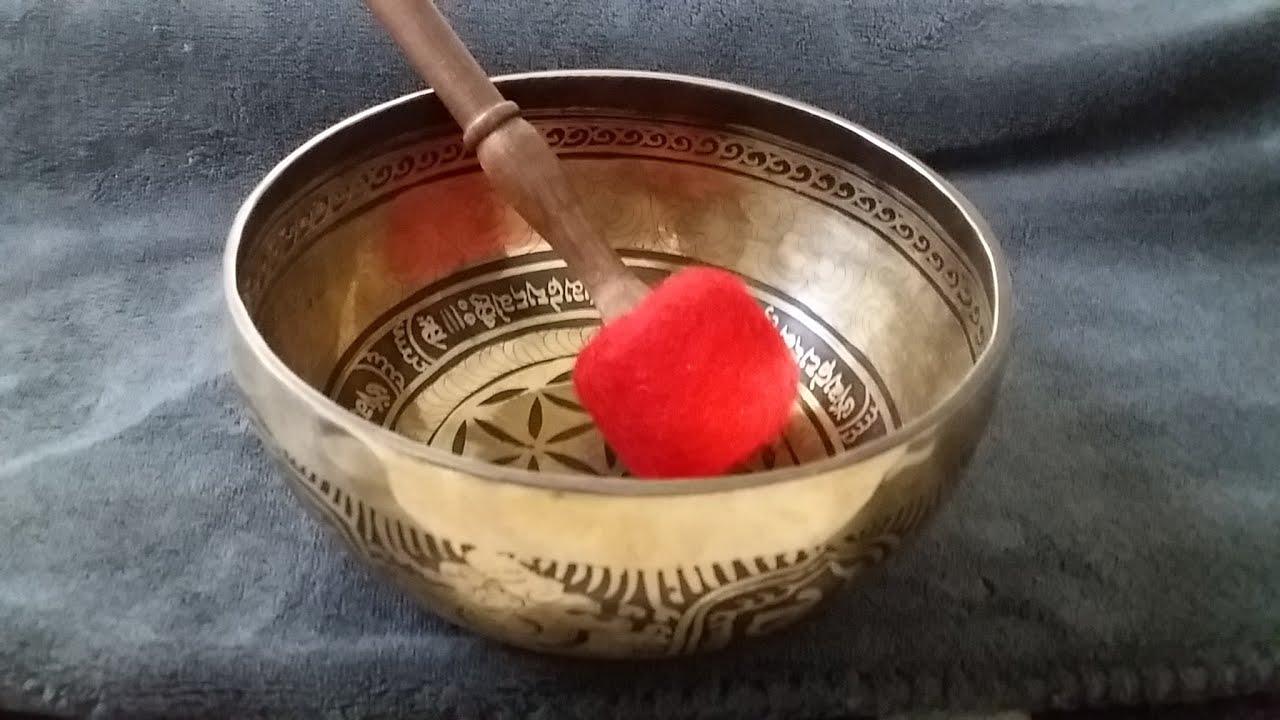 Le bienfait des bols tibétains -  présentation