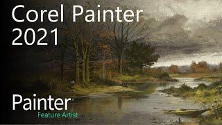 Corel Painter 2021  - Master s…