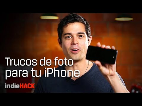 Trucos de Foto para tu iPhone - indieHACK - Kingston Latinoamérica