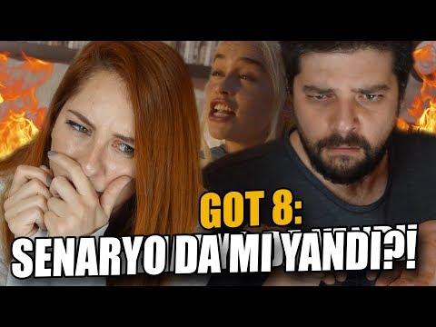 BUNA DEĞER MİYDİ? Game of Thrones 8.Sezon 5.Bölüm Tepki