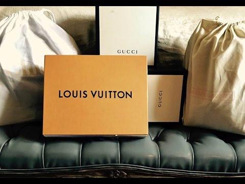 Birthday Haul! (Feat. Gucci, Louis Vuitton, Chloe, Mansur Gavriel)