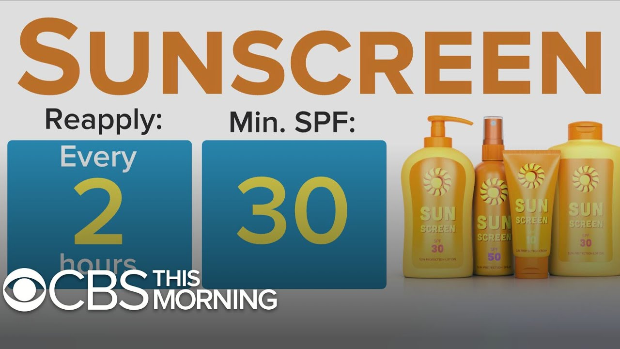 Sunscreen facts and fictions: Breaking down the science of sun protection