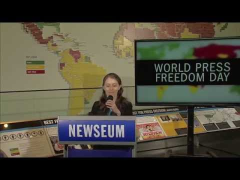 World Press Freedom Remained Low in 2014