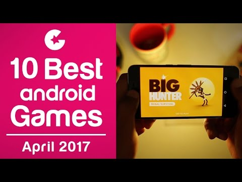 Top 10 Best Android Games For Time Pass - Free Games 2017 (April)