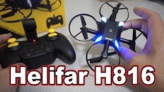Helifar H816 Selfie Drone Review 🚁