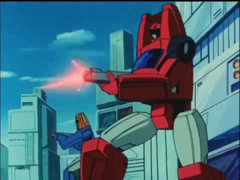 Machine Robo - Battle Hackers S01E01
