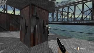 Goldeneye 007 N64 - Antenna Cradle (Custom Level)