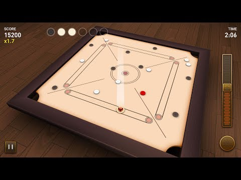 Carrom 3D - IPhone & Android Official Gameplay Video
