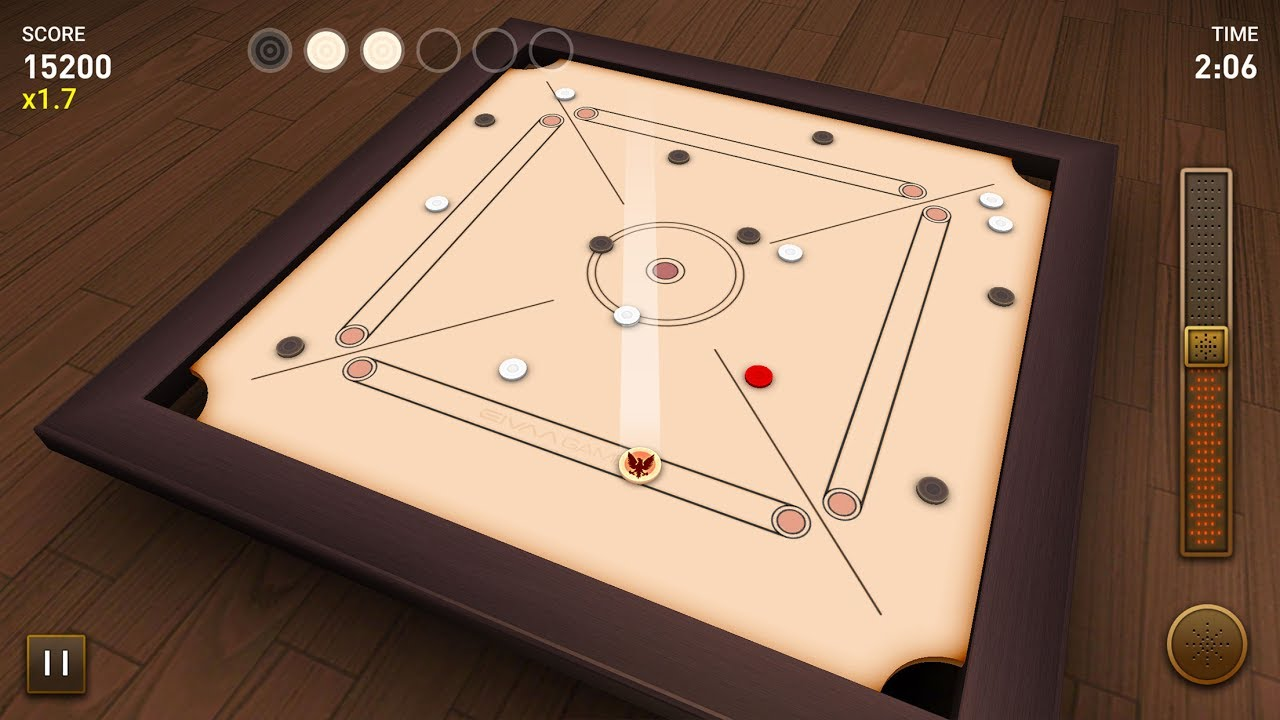 carrom board game download for android