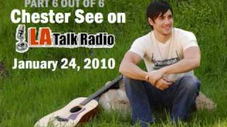 Part 6/6 Chester See on LA Radio Talk Jan24/2010