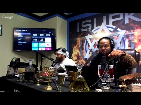 CROSS THE LINE RADIO HOSTED BY CAPTAINS TAZARYACH & CHAATAZA @10PM EST #ISUPK