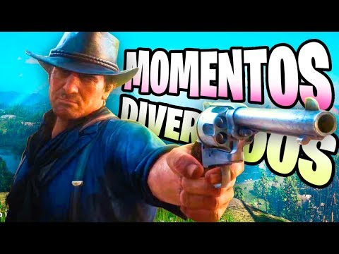 Red Dead Redemption 2   Momentos Divertidos #1 (Funny Moments) (RDR 2)