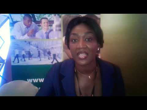 Interview Mrs Kouadjo Meledge .Directrice Generale ETS Associate. Africa France B2B