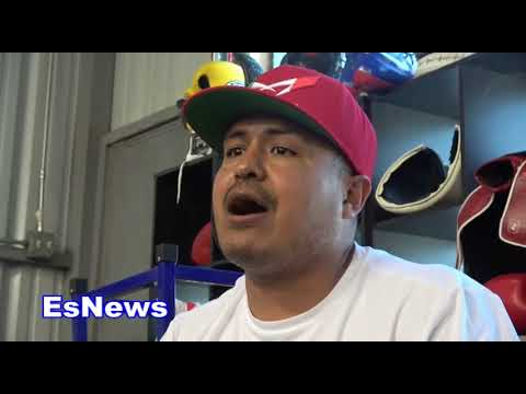 ((MUST SEE)) Robert Garcia What Does Canelo vs GGG Rematch EsNews Boxing
