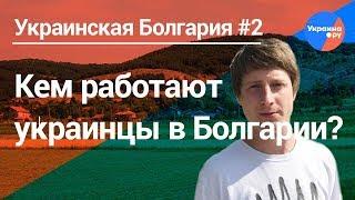 Украинская Болгария #2: жизнь украинских заробитчан в Болгарии