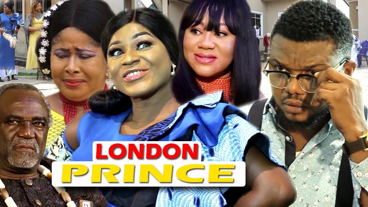Download LONDON PRINCE COMPLETE SEASON 3&4 - 2019 LATEST NIGERIAN NOLLYWOOD MOVIES | FULL HD