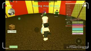 This is the pennywise thing in roblox