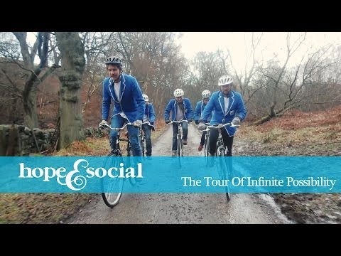 HOPE & SOCIAL | TOUR OF INFINITE POSSIBILITY - WHAT IS IT