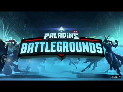 Nuevo Juego Battle Royale Para Pc Xbox One Ps4 De Paladins Youtube