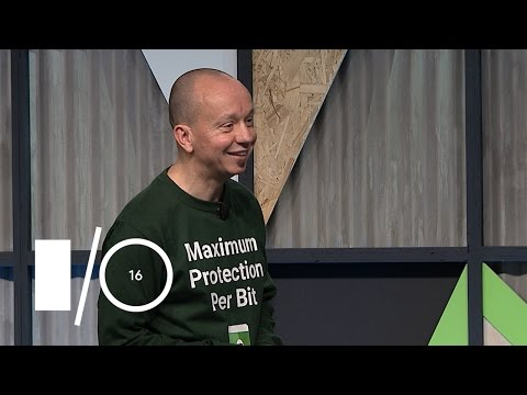 3rd Annual Google Security Update - Google I/O 2016