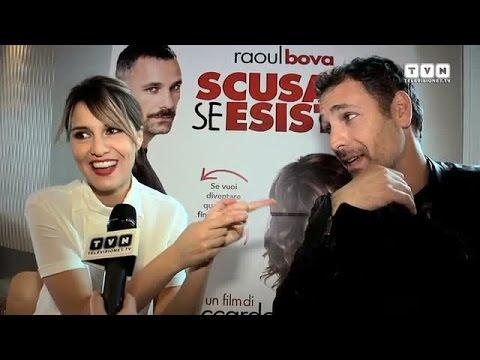 Scusate se esisto - Raoul Bova e Paola Cortellesi coppia perfetta… e per finta