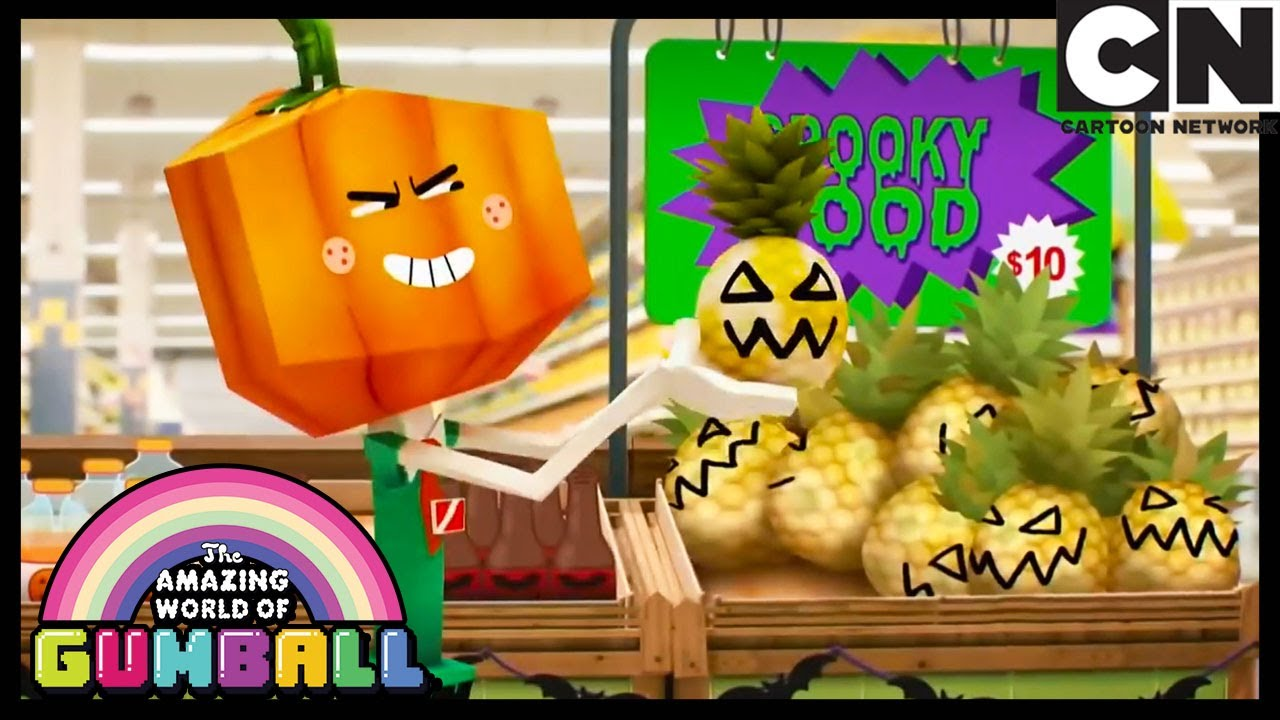 Download The Halloween Song 👻🎶   The Ghouls   Gumball   Cartoon Network