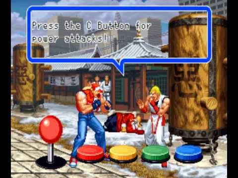 Real Bout Fatal Fury Special (Arcade) Playthrough as Terry Bogard |