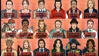 [EXCLUSIVE] Criminal Case | All of The Killers From 5 Seasons 291+1 Cases | The Killers
