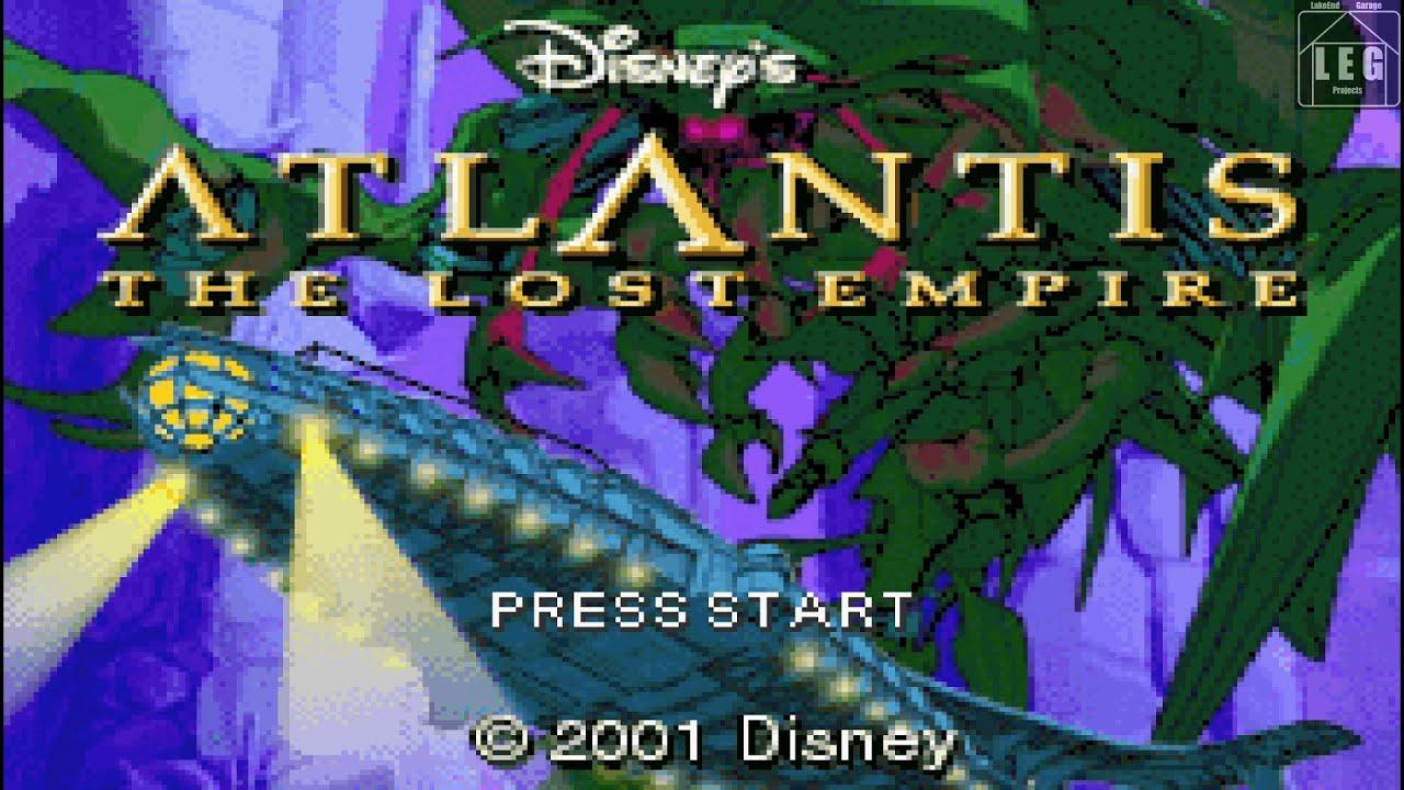 Download Disney's Atlantis: The Lost Empire - The Lost ...
