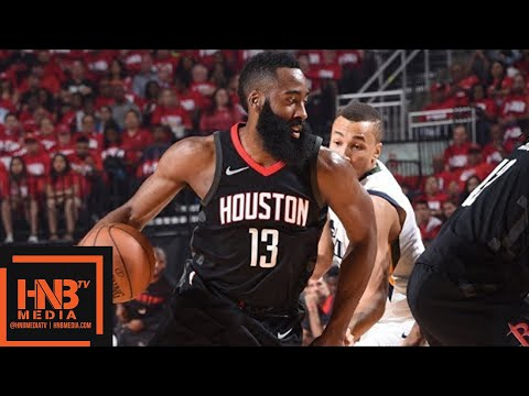 Houston Rockets vs Utah Jazz Full Game Highlights / Game 2 / 2018 NBA Playoffs