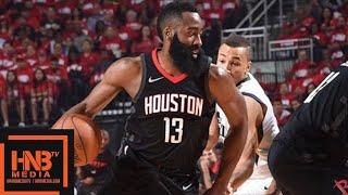 Houston Rockets vs Utah Jazz Full Game Highlights / Game 2 / 2018 NBA Playoffs