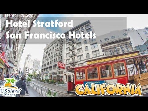 Hotel Stratford, San Francisco Hotels - California