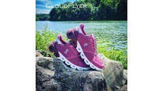 On Running: The Cloudflyer