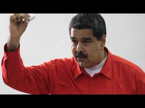 La comunidad internacional rechaza la Constituyente de Maduro