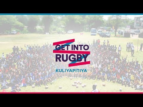 Kuliyapitiya falls in love with Rugby