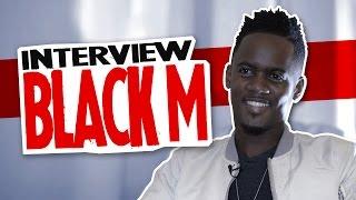 BLACK M [ Le succès de PNL met la pression? ] – Interview