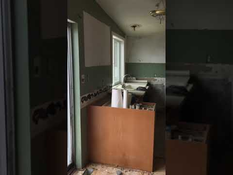 Tenant Trashed Stuck with Rehab