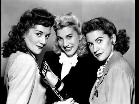 Chattanooga Choo Choo - The Andrews Sisters