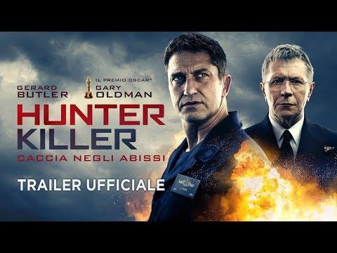 Hunter Killer - Caccia negli abissi (Gerard Butler, Gary Oldman) - Trailer italiano ufficiale [HD]