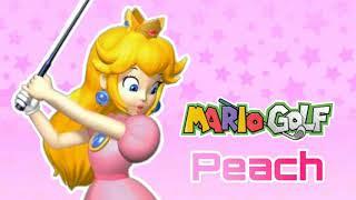 Peach Voice ⛳ Mario Golf 64