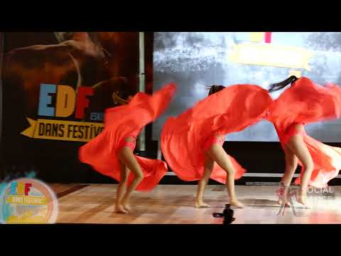 WOMANISHOW TRIO by Crypto Dance | EDF 2018