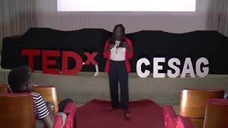 Define your success as a woman | Aissatou SENE | TEDxCESAG