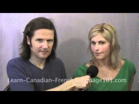 """How to say, """"My name is..."""" in Canadian French"""